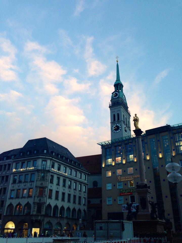Marienplatz // München