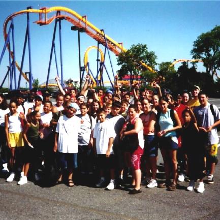 Dorney Park 2000