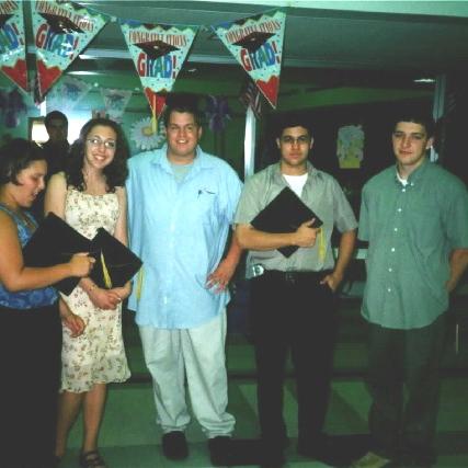 Graduation Party 2001