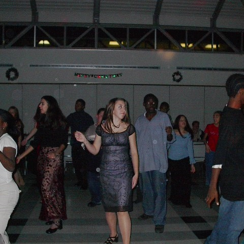 Christmas Party 2001