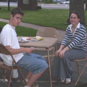 Elmora - June 2003