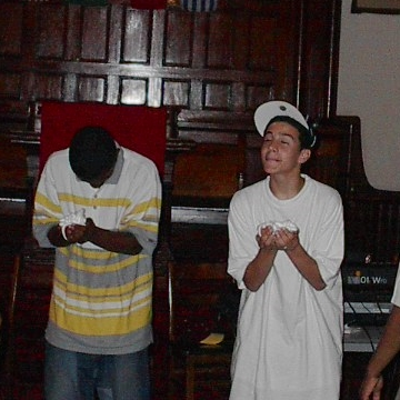 Encounter Night - June 2003