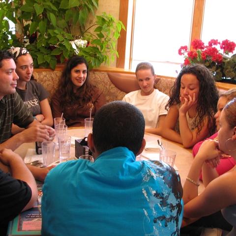 Graduation Breakfast 2006