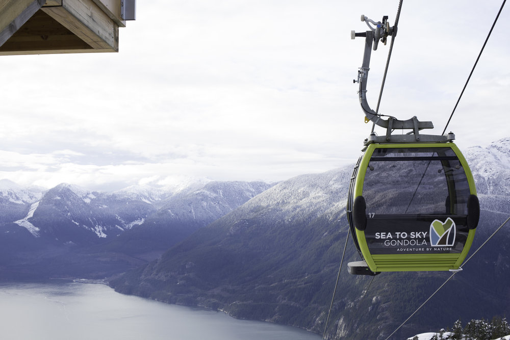 for Sea to Sky Gondola
