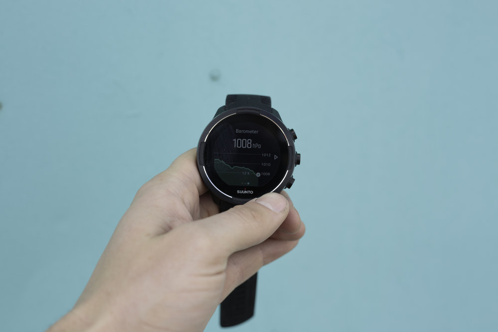 Doing some freelance work with Suunto, wearing the Suunto 9 Baro for the whole trip.
