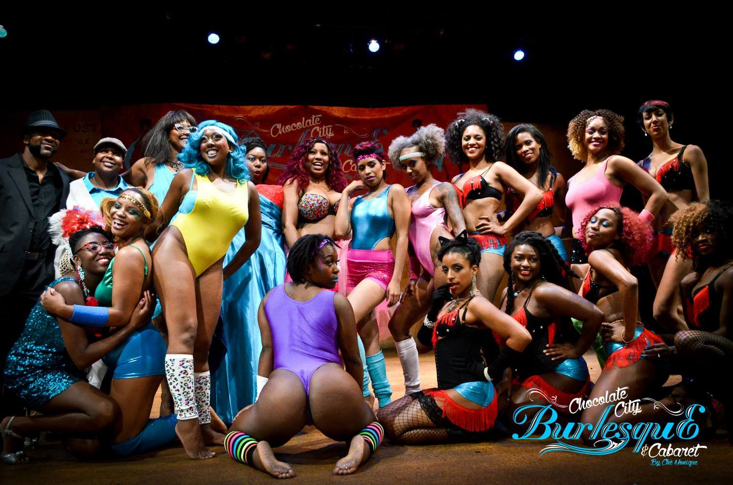 Meet Us — Chocolate City Burlesque & Cabaret