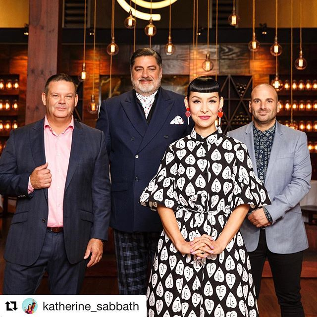 Whoop, Whoop 🎉🎉 it's sweet week on @masterchefau - tune in tonight to watch @katherine_sabbath join @mattscravat @gcalombaris @garymehigan and the contestants for some 🍰🍫🍩🍭 fun. #masterchefaustralia #goaheadbakemyday #dessert #cake #katherinesabbath #katherinesabbathgreatesthits #homebaking #homecooking #hotinthekitchen #popupbook #popupcookbook #publishing #selfpublishing #booksasart #bespokebookproduction #smallbutmightyproductions