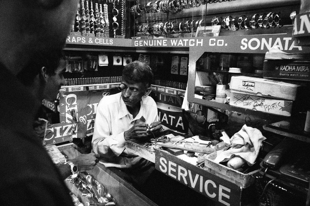 Watch Repair Shop / Hyderabad, India