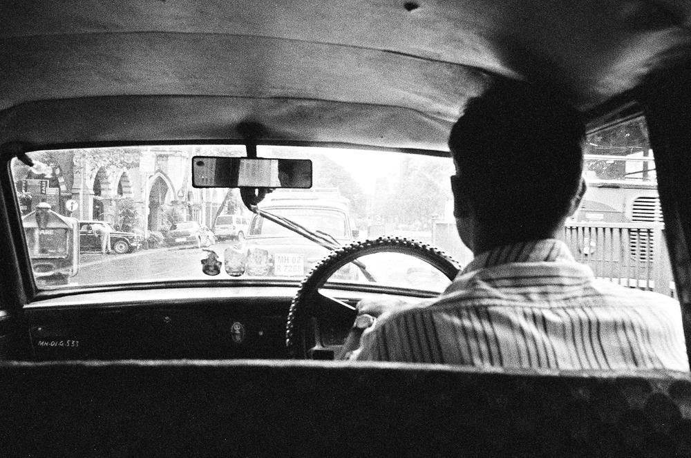 Cab driver / Hyderabad , India