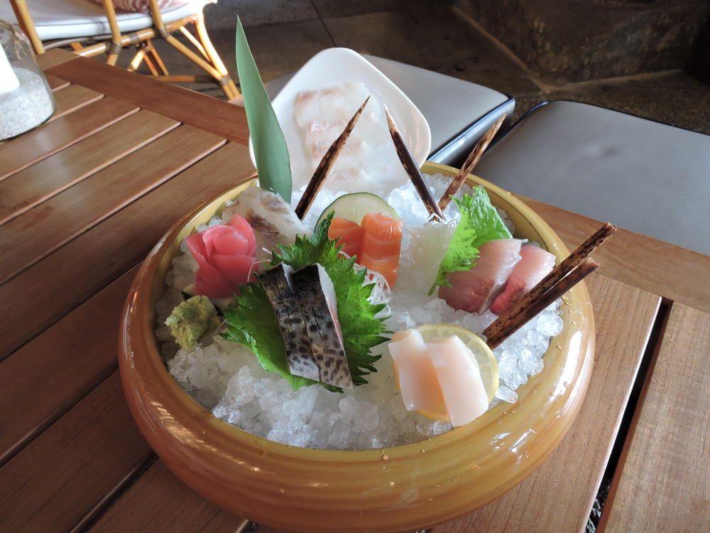 Chef's Choice Sashimi