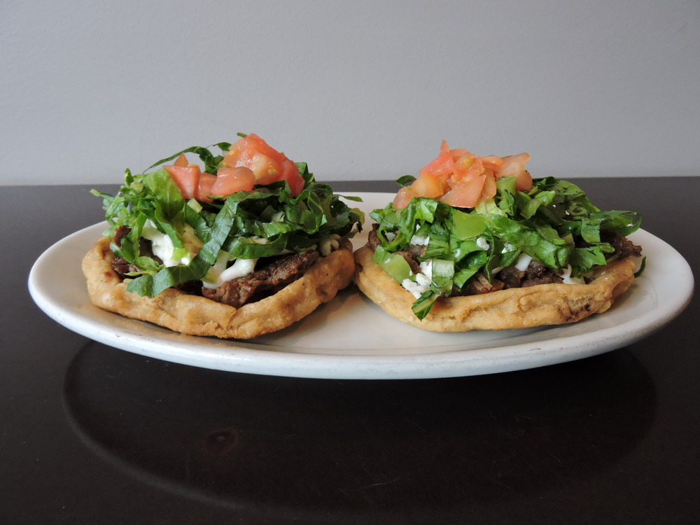 Steak Sopes