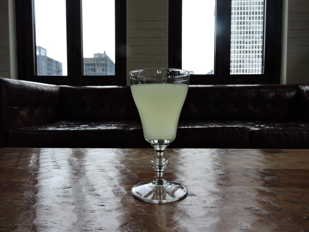 Lemon Head – Ketel One, Lemon Oleo, Unicorn Tears