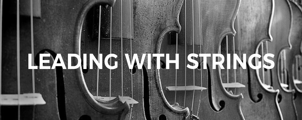 Do you play a stringed instrument in your church but not sure how you fit in the normal band line up? Maybe you lead worship and would love to incorporate strings, but don't know how? A workshop on how to best use strings in your local church, talking through our journey to Alive With Strings at Newday 2016. Bring your violins!