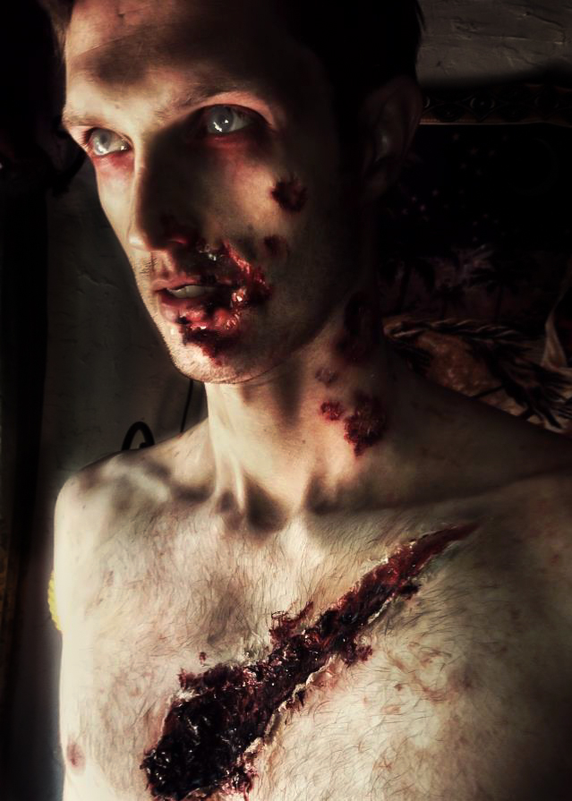 Christina Cofran, Special FX, Makeup Artist, Gore, Horror, Monster, Zombie 001.jpg