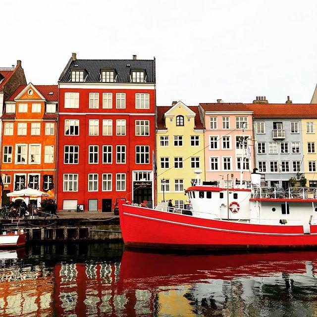 Tak Copenhagen!