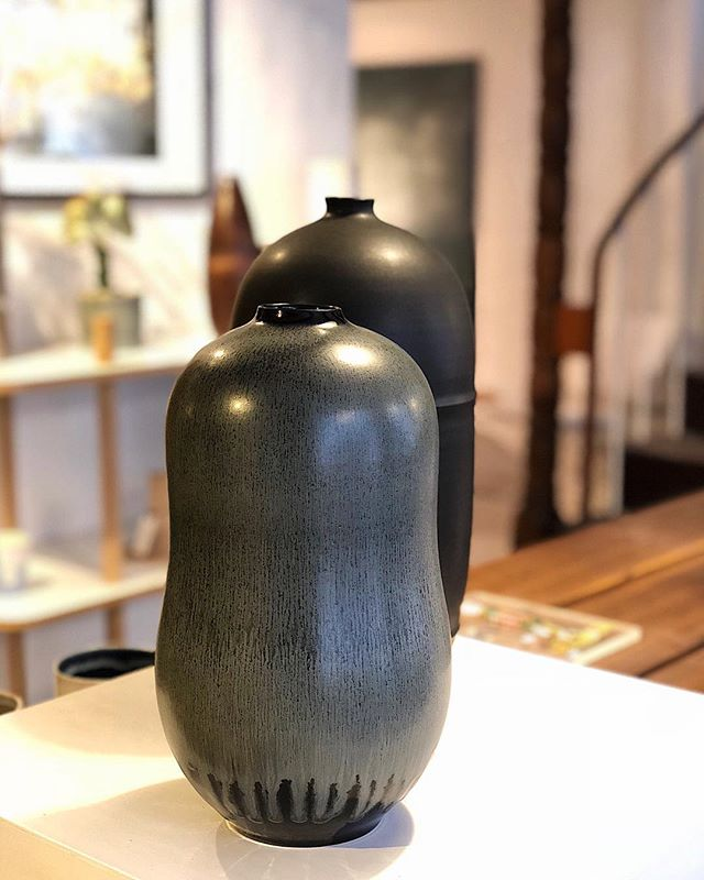 Randomly ran into @tortus at his studio in Copenhagen today. Phenomenal pieces of art #denmark #copenhagen #ceramics #visitdenmark