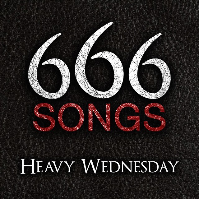 Today is Heavy Wednesday! Check out our new playlist on Spotify! #metal #HeavyWednesday #playlist #Spotify