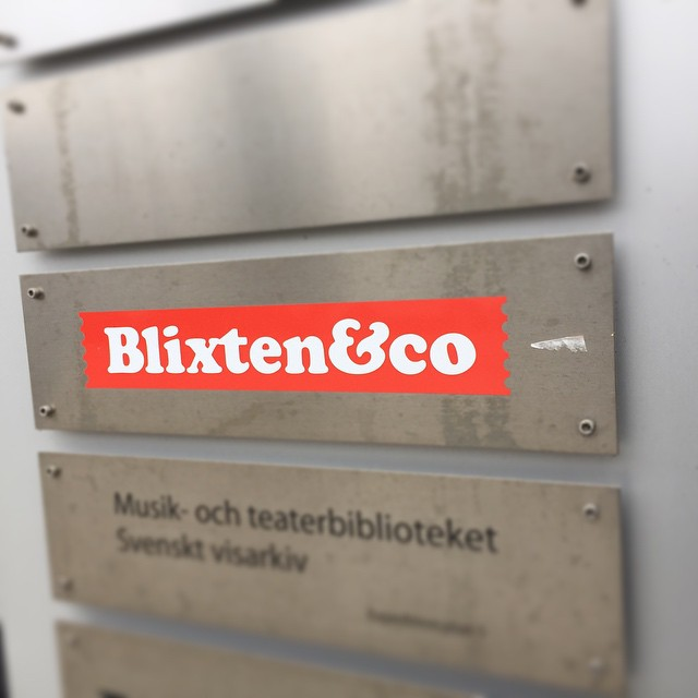 Meetings with our booking partner Blixten&co. #blixtenco #666songs