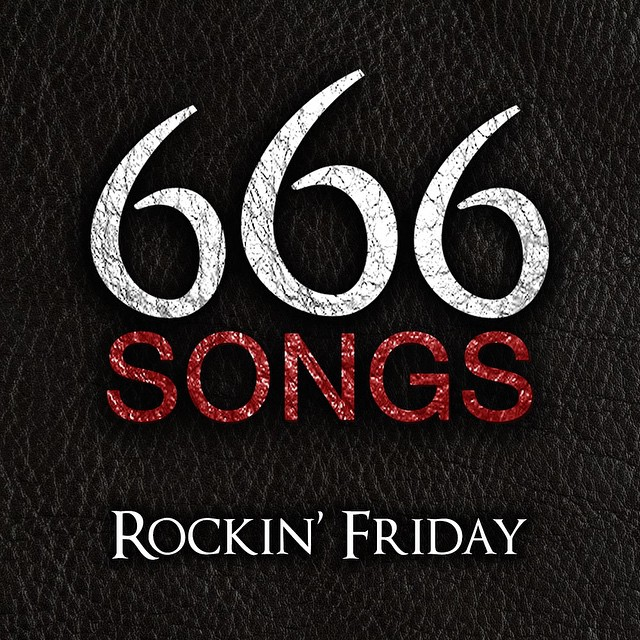 Get ready for the weekend with our Rockin' Friday playlist on Spotify!  #Friday #rock #metal