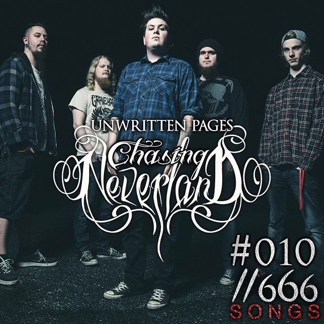 "#tbt Listen to @chasingneverlandofficial ""Unwritten Pages"" on Spotify!"