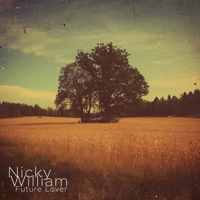 New single from @nickywilliamofficial 'Future Lover' is out now! Link in bio