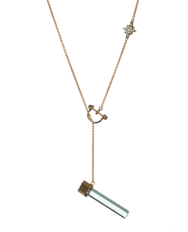 iKuria: Laika supernova lariat necklace - Hiphunters Shop