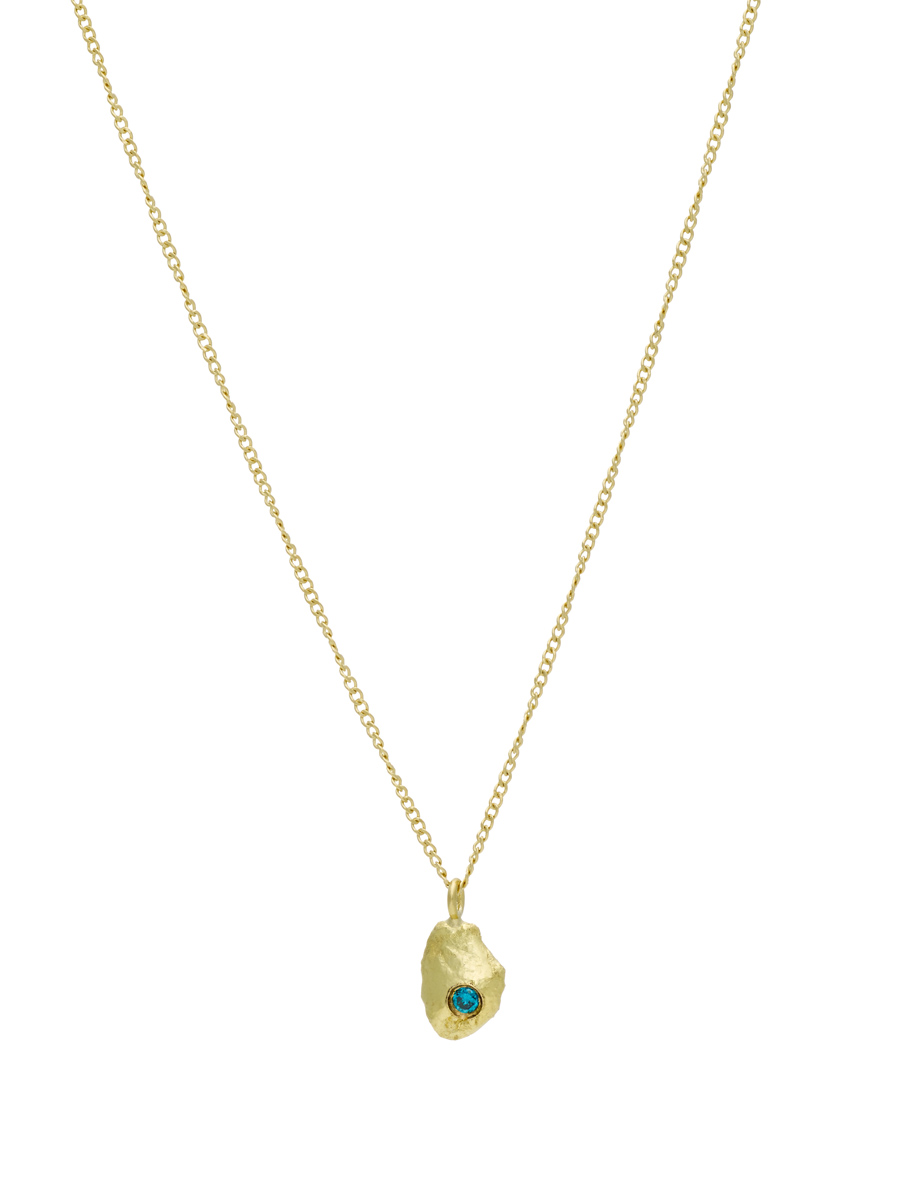 Age of Discovery Polaris Necklace Blue