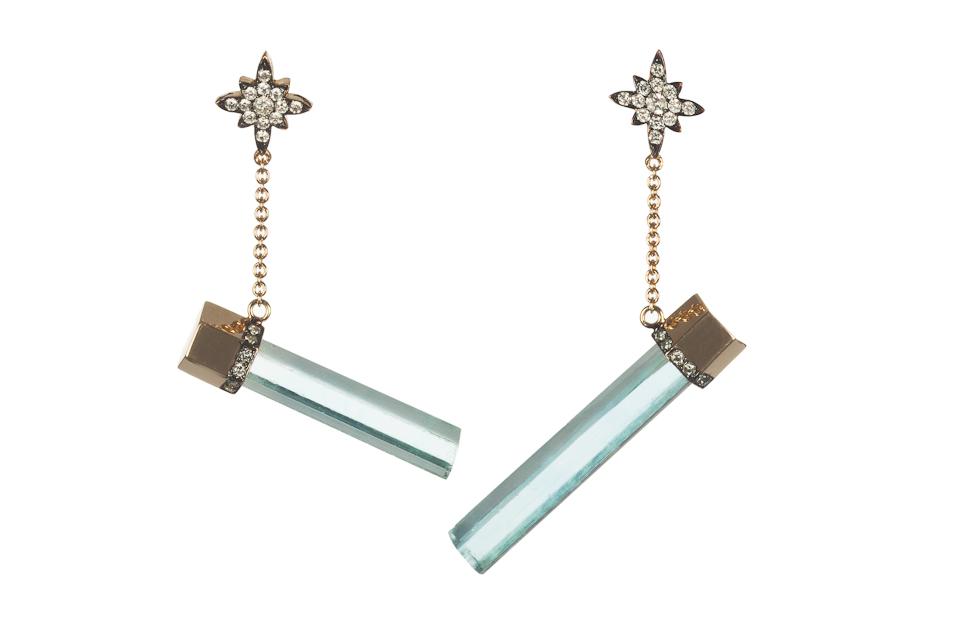 Laika Supernova earrings