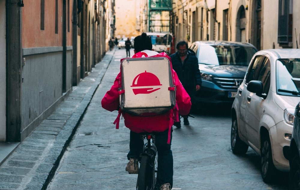 On-demand delivery -