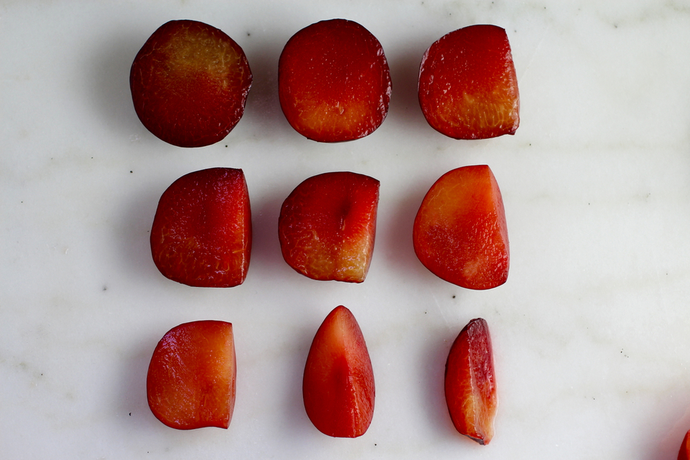 Phases of plum.
