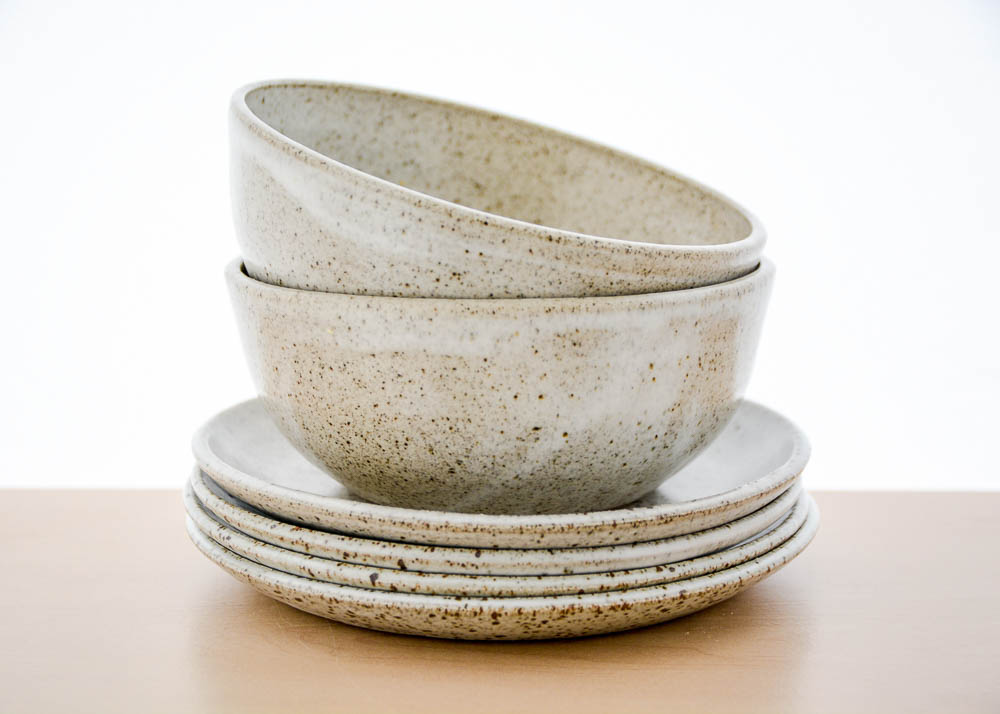 Gorgeous Koik Ceramics bowl that is similar to the one you'll take home at this event.