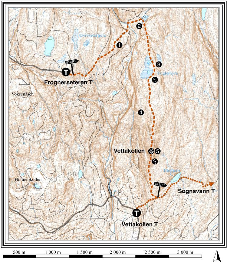 vettakollen kart Vettakollen — RODEO ARCHITECTS vettakollen kart