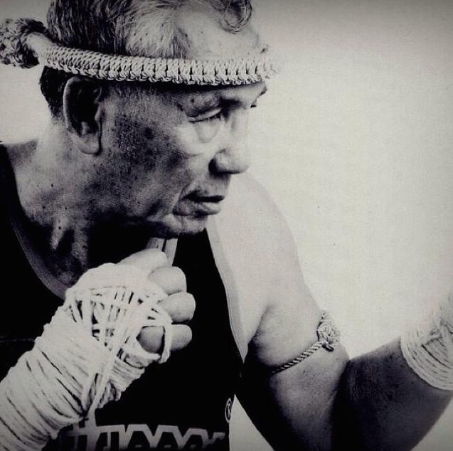 Thaiboxing boxersize