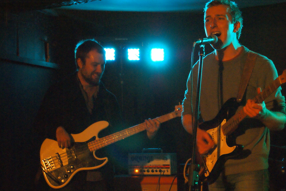 Flat Four - Live at The Crescent (13/02/2015)