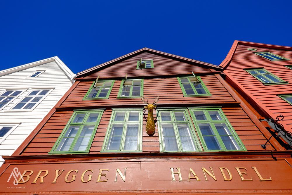 Sunny Bergen!