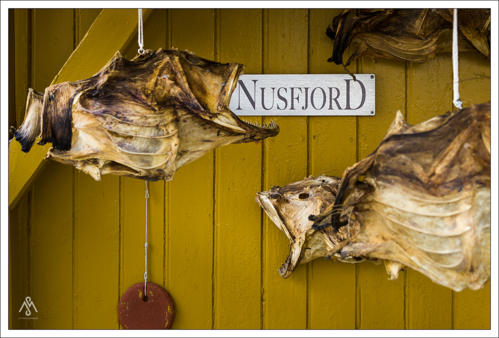 Welcome to Nusfjord