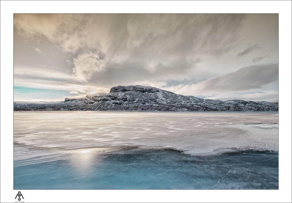Laponia near Porjus