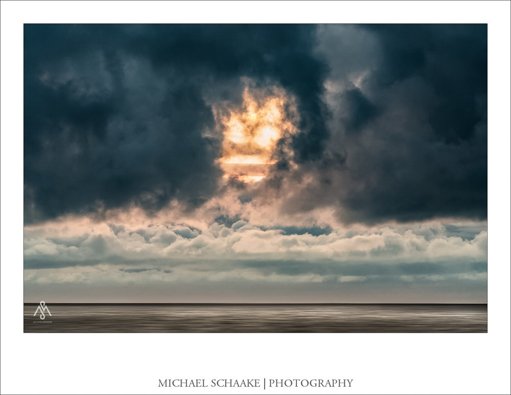SEASCAPES #2 - DEVIL IN THE SKY