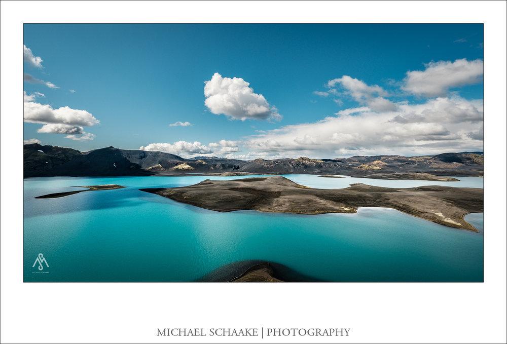 ICELAND - LANGISJÖR