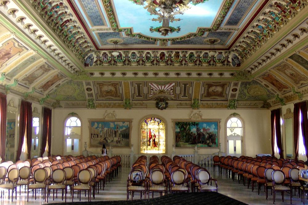 Sala Cervantes