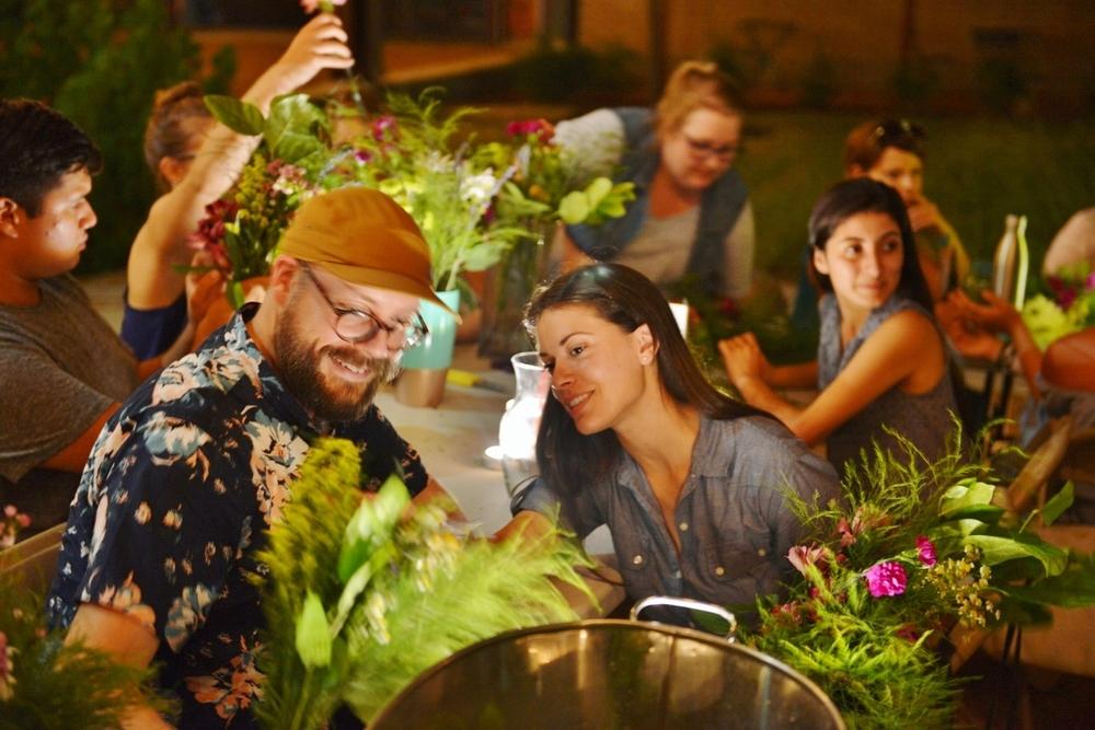 Eco Flowers: Wildflower Arrangements