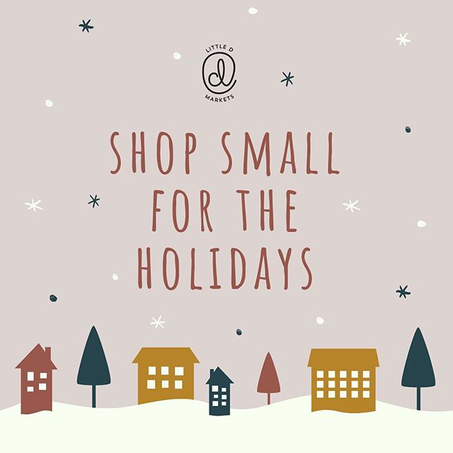 It's Small Business Saturday! Remember to support your local, independent businesses today and during the holiday season. We're excited to be bringing some of Dallas' best local businesses to you on December 8 for an old English shopping experience at Winter Faire & Market hosted in collaboration with @shakespearedallas. Find your one of a kind, unique items with us while enjoying a shopping experience unlike any other! Find out more details at link in profile.