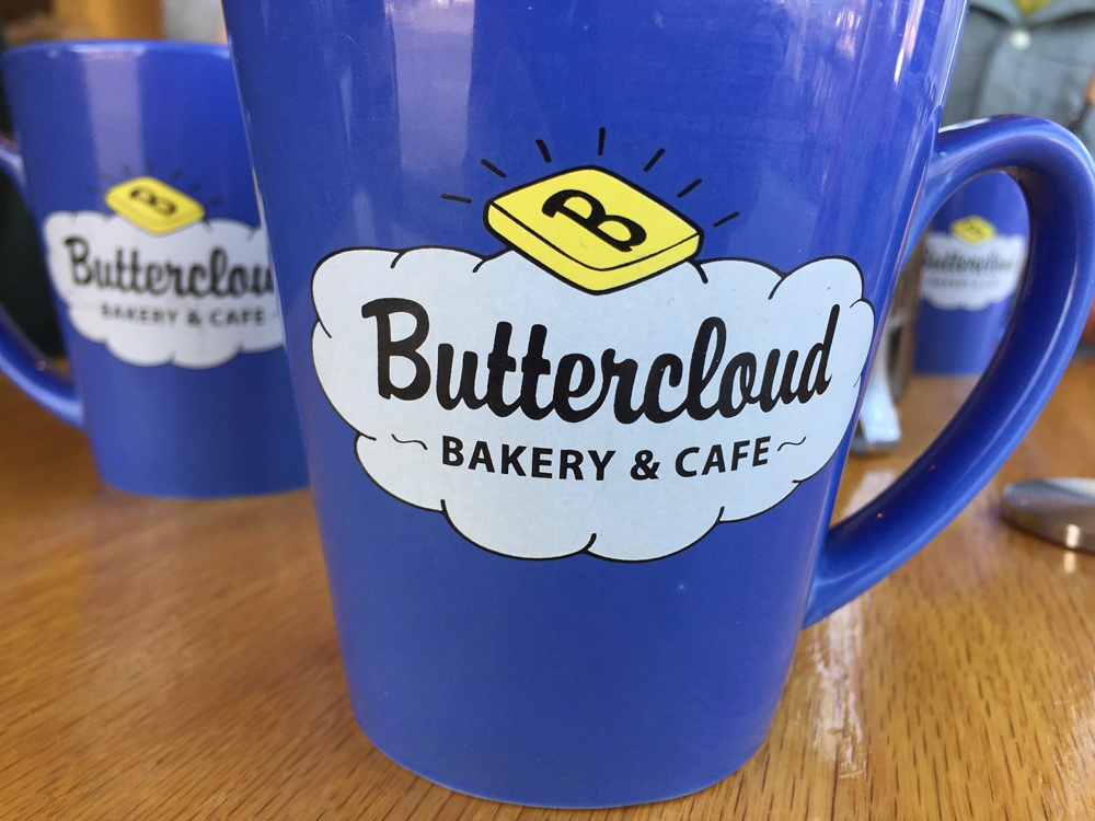 One of our favorite places in the whole world. The Buttercloud Bakery and Cafe in Medford, Oregon. Travel and Food and Beverage photography by Sonja Salzburg of Sonja K Photography.
