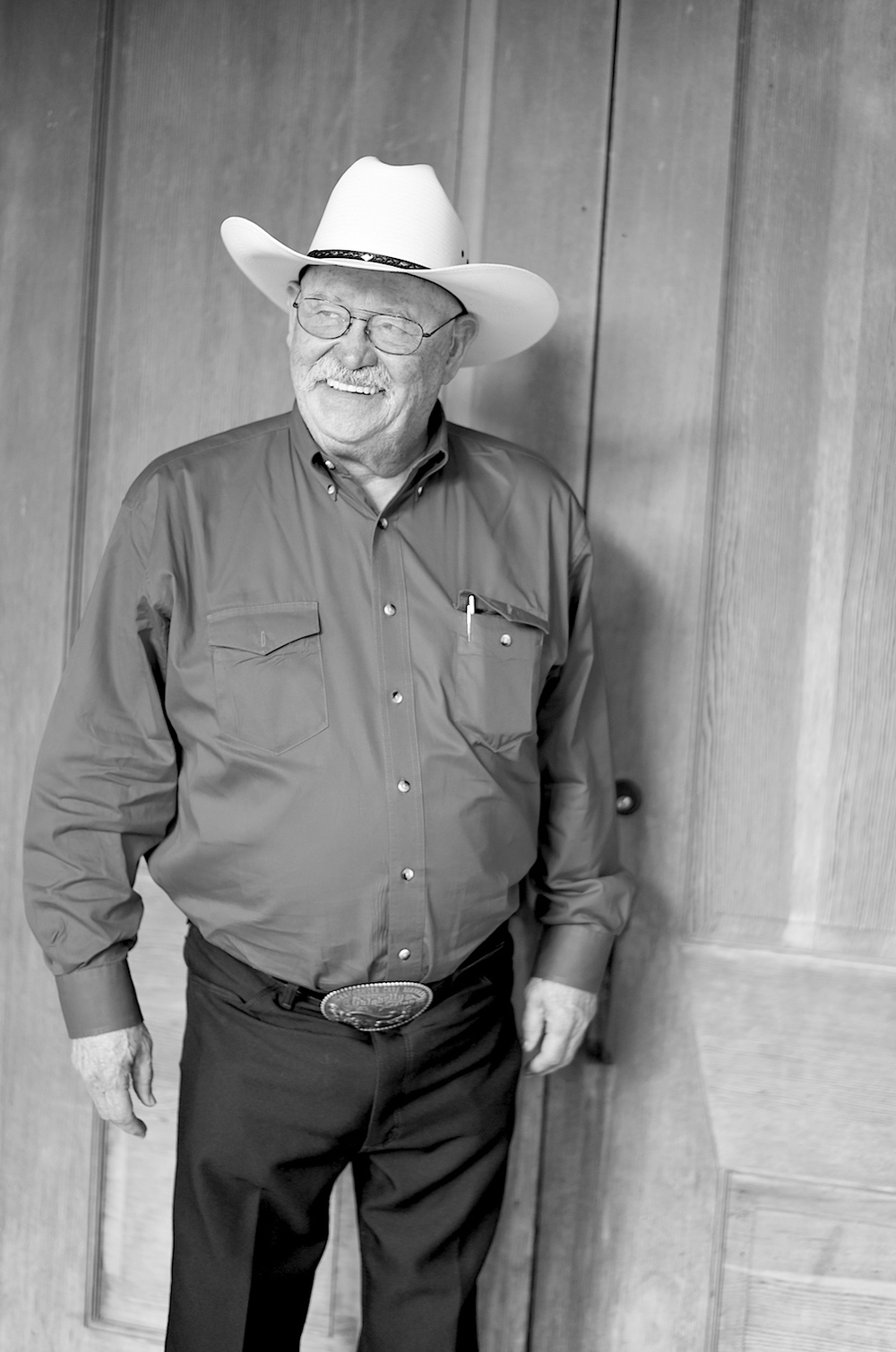 Actor Barry Corbin // San Antonio, Texas