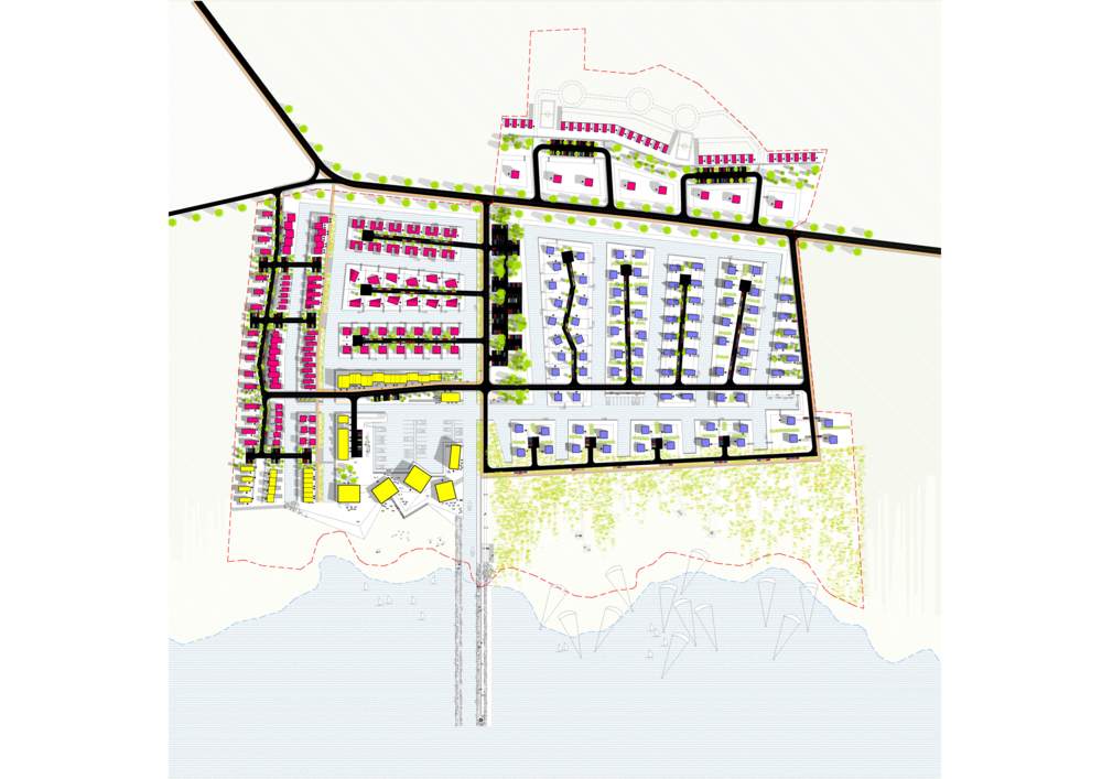 DOARCHITECTS Svencele Master Plan, Lithuania