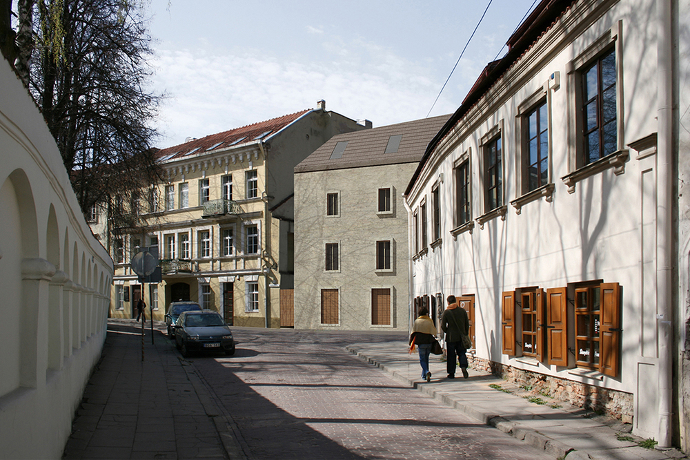 DOARCHITECTS Sv. Mikalojaus Apartments
