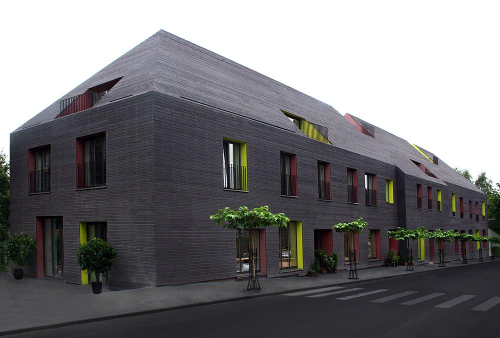 DO ARCHITECTS Lijo Hotel