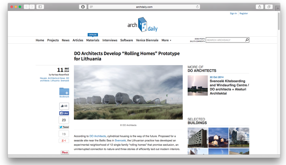 DO architects_Rolling Homes featured on Archdaily.png