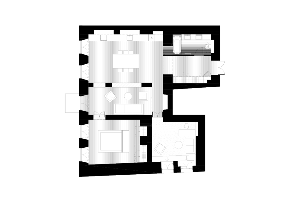 DO architects_I030_Benedicts house-museum_Plan.png