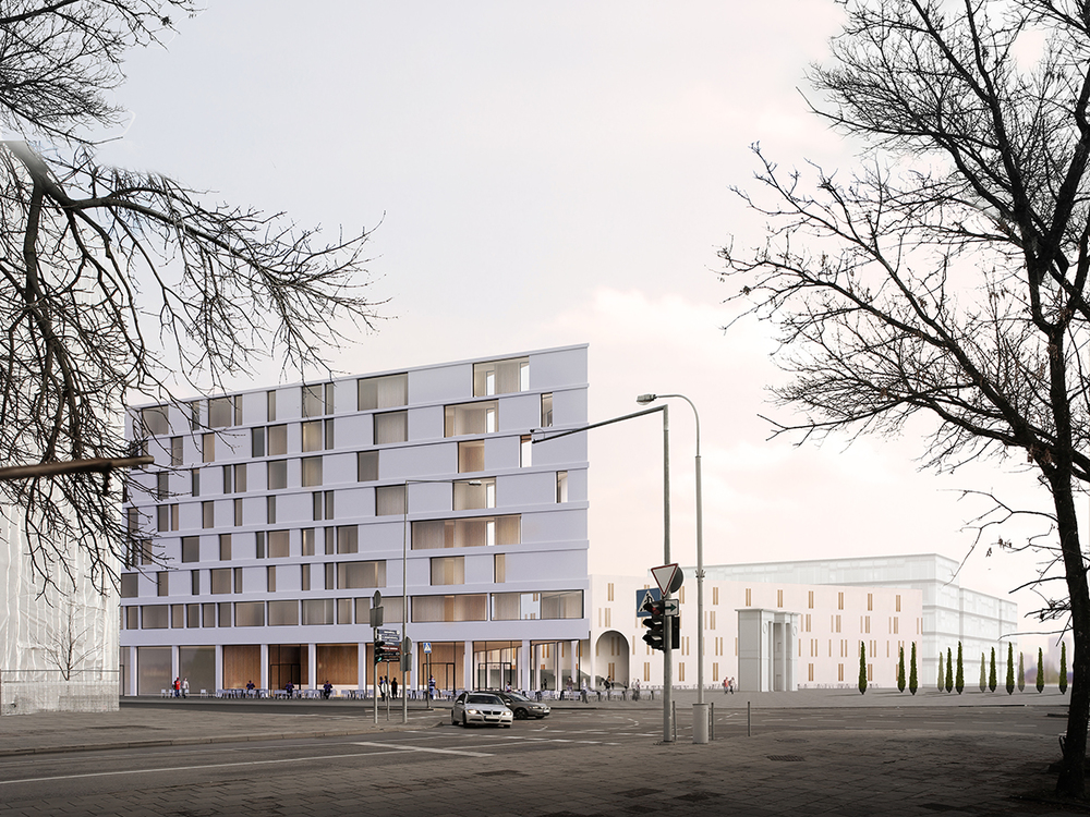 DO ARCHITECTS Piromont Hotel Vilnius
